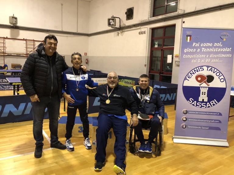 16 - 17 Novembre 2019 - torneo Paralimpico giovanile e veterani Sassari - 10