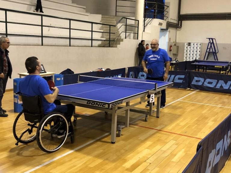16 - 17 Novembre 2019 - torneo Paralimpico giovanile e veterani Sassari - 5
