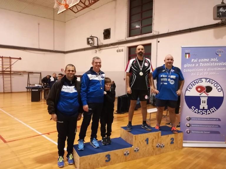 16 - 17 Novembre 2019 - torneo Paralimpico giovanile e veterani Sassari - 2