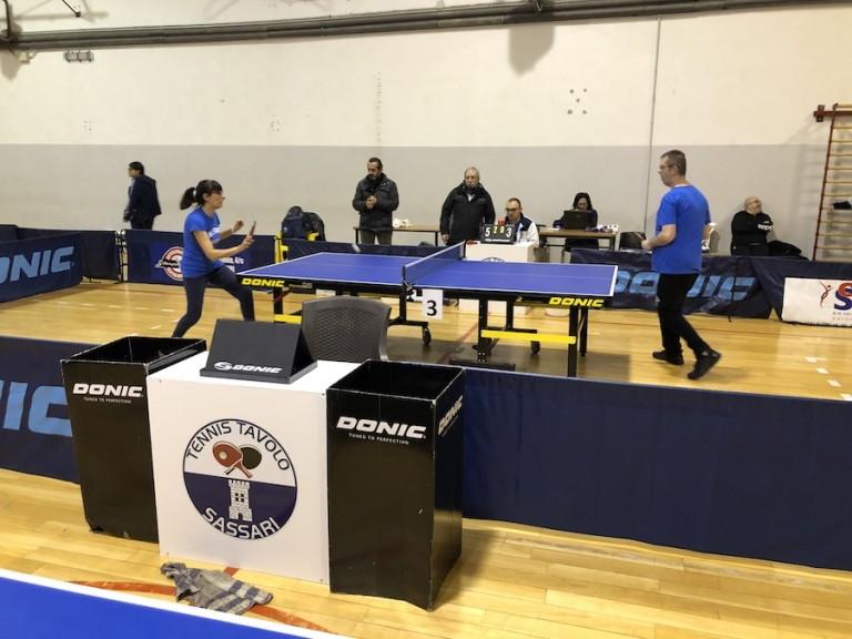 16 - 17 Novembre 2019 - torneo Paralimpico giovanile e veterani Sassari - 7