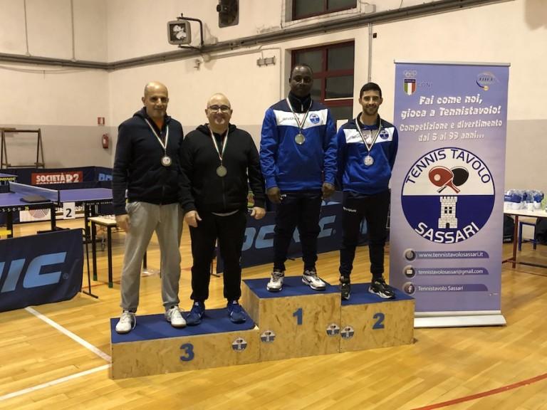 16 - 17 Novembre 2019 - torneo Paralimpico giovanile e veterani Sassari - 8