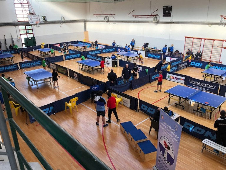 16 - 17 Novembre 2019 - torneo Paralimpico giovanile e veterani Sassari - 18