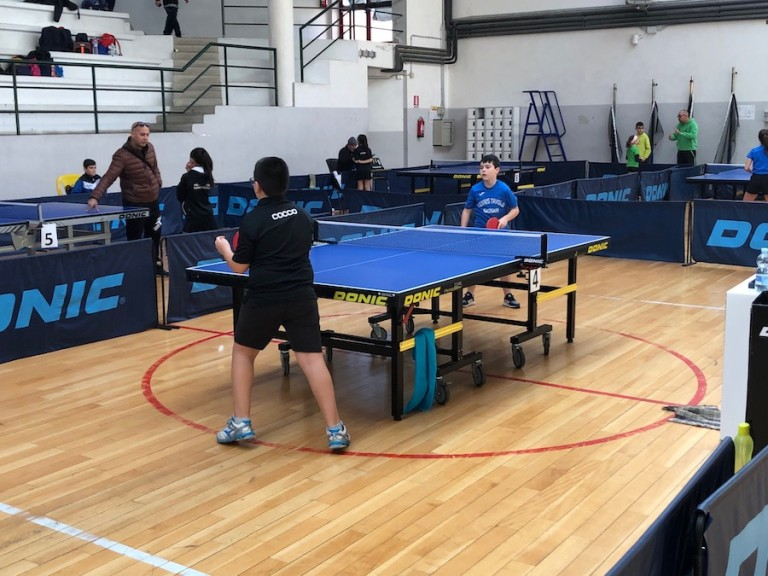 16 - 17 Novembre 2019 - torneo Paralimpico giovanile e veterani Sassari - 19