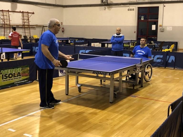 16 - 17 Novembre 2019 - torneo Paralimpico giovanile e veterani Sassari - 24