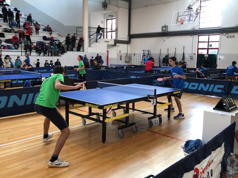 16 - 17 Novembre 2019 - torneo Paralimpico giovanile e veterani Sassari - 22