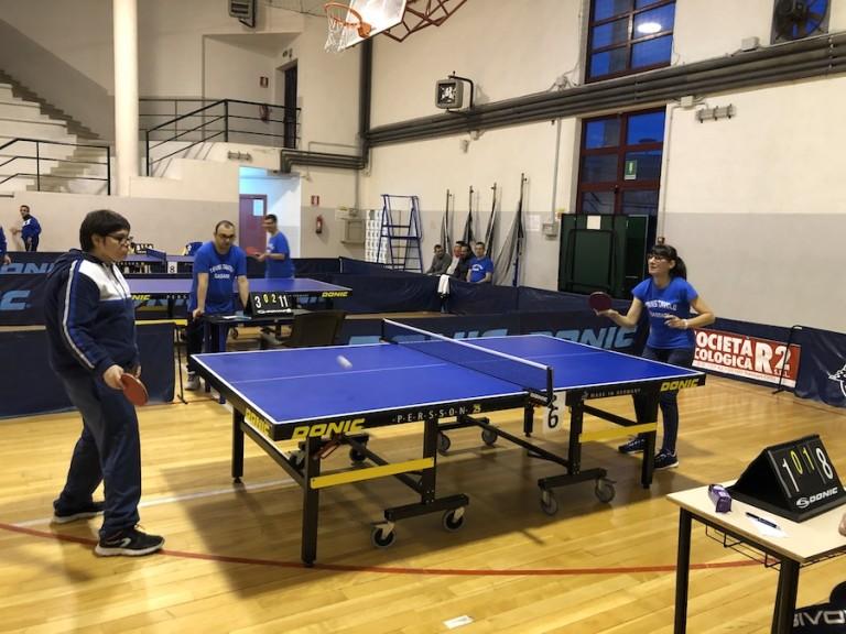 16 - 17 Novembre 2019 - torneo Paralimpico giovanile e veterani Sassari - 6