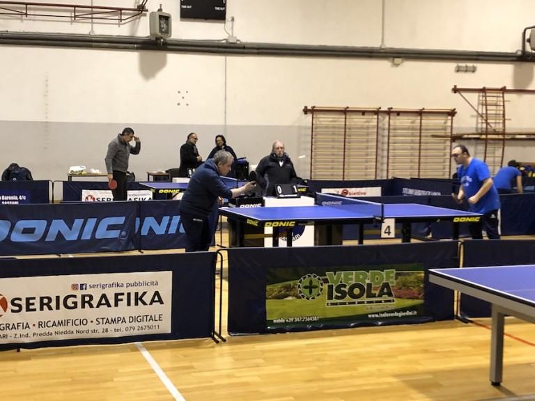 16 - 17 Novembre 2019 - torneo Paralimpico giovanile e veterani Sassari - 9