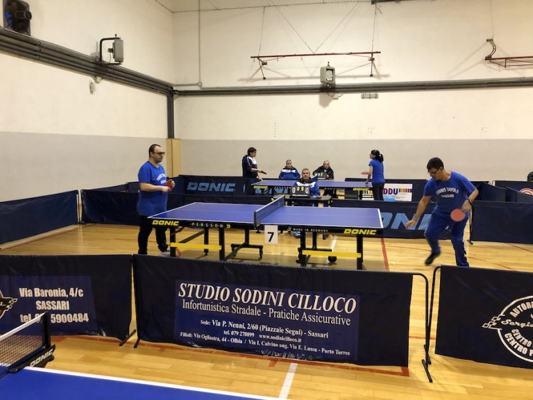 16 - 17 Novembre 2019 - torneo Paralimpico giovanile e veterani Sassari - 25