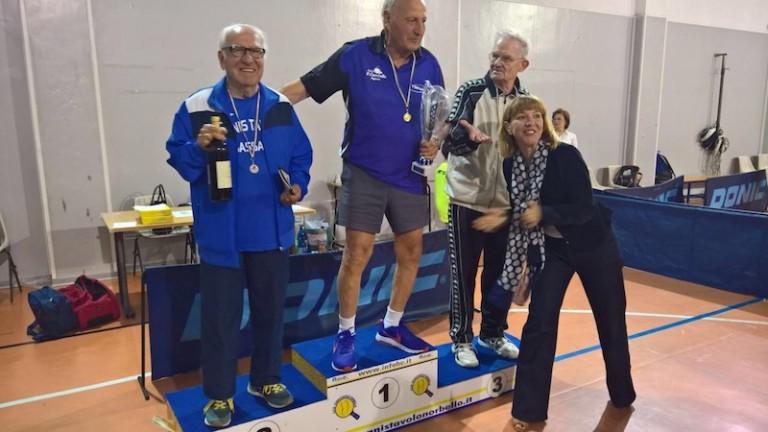 Gianni Palmas, Torneo internazionale di Bosa dal 29-04 al 01-05-2017