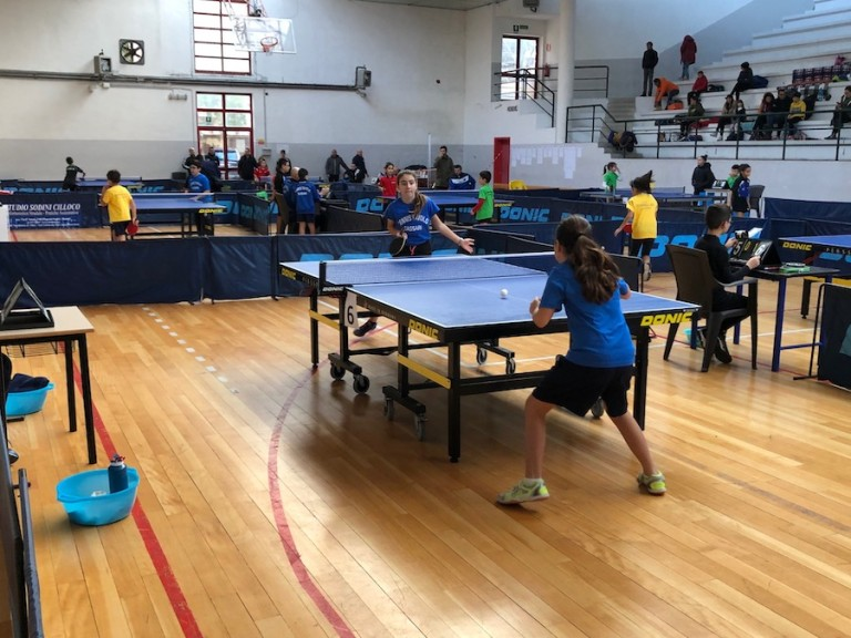 16 - 17 Novembre 2019 - torneo Paralimpico giovanile e veterani Sassari - 15