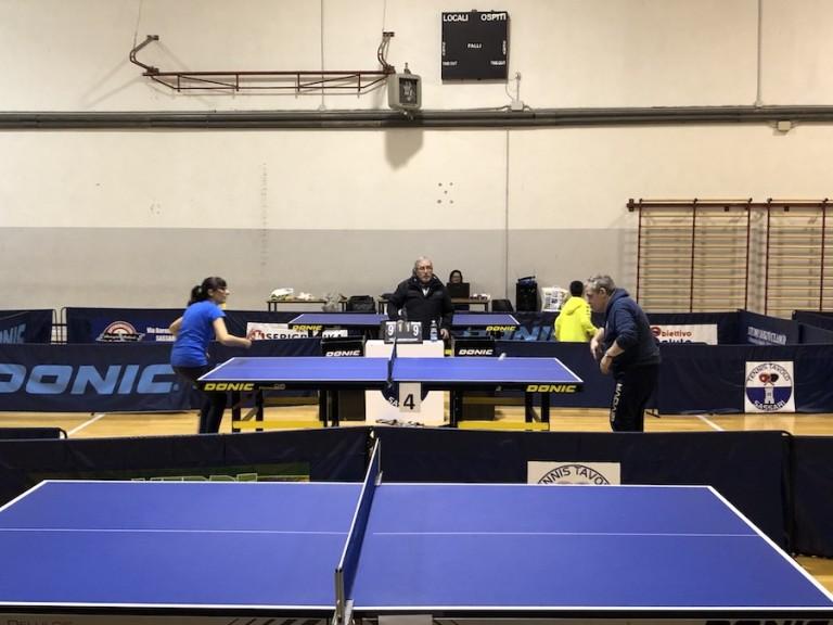 16 - 17 Novembre 2019 - torneo Paralimpico giovanile e veterani Sassari - 12