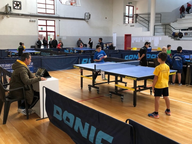 16 - 17 Novembre 2019 - torneo Paralimpico giovanile e veterani Sassari - 13