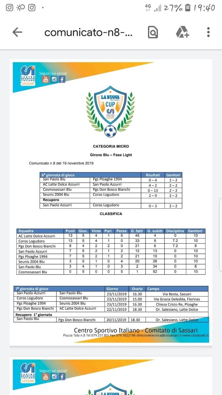 16 - 17 Novembre 2019 - torneo Paralimpico giovanile e veterani Sassari - 4