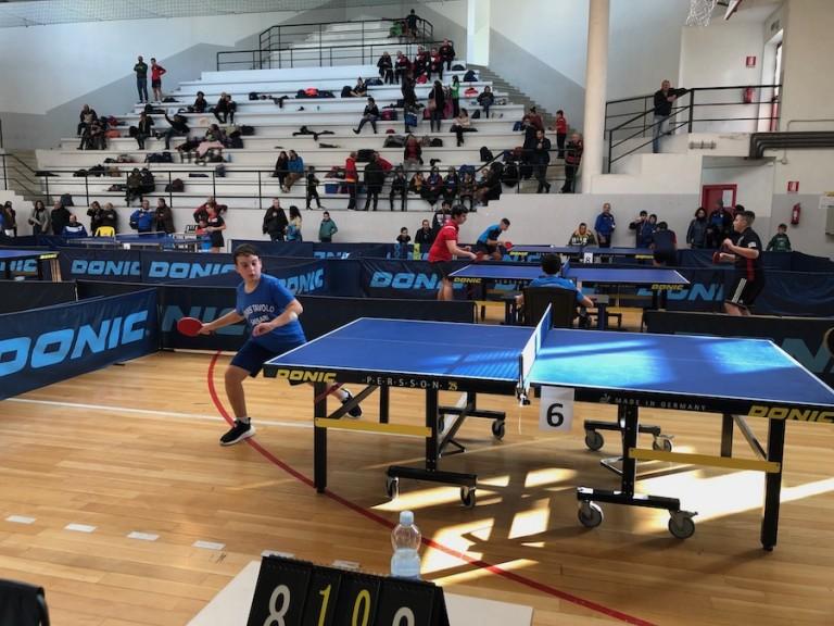 16 - 17 Novembre 2019 - torneo Paralimpico giovanile e veterani Sassari - 21