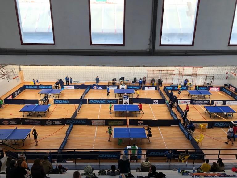 16 - 17 Novembre 2019 - torneo Paralimpico giovanile e veterani Sassari - 17